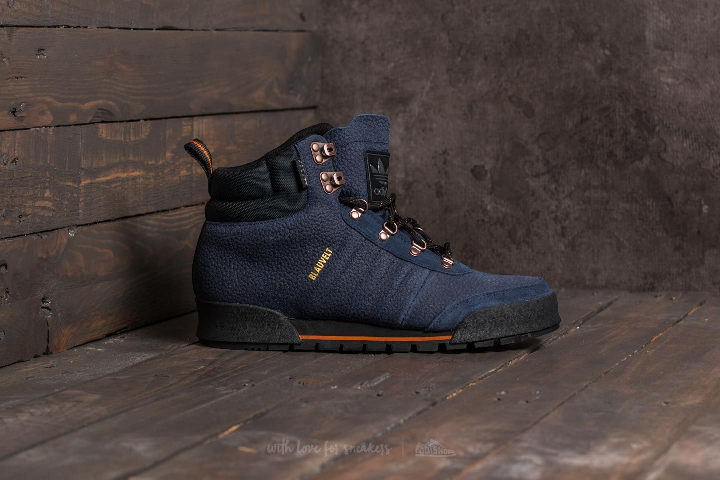 54976a02d9d adidas Jake Boot 2.0 Collegiate Navy/ Tactile Orange/ Core Black ...