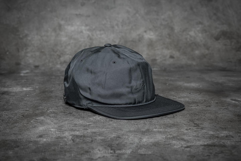 new arrivals 1a50f 669a5 Nike Sportswear Vapor Pro Tech Cap Black
