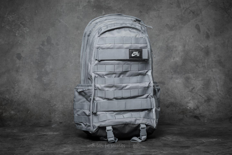 b0059efa6022 Nike SB RPM Backpack Solid Grey