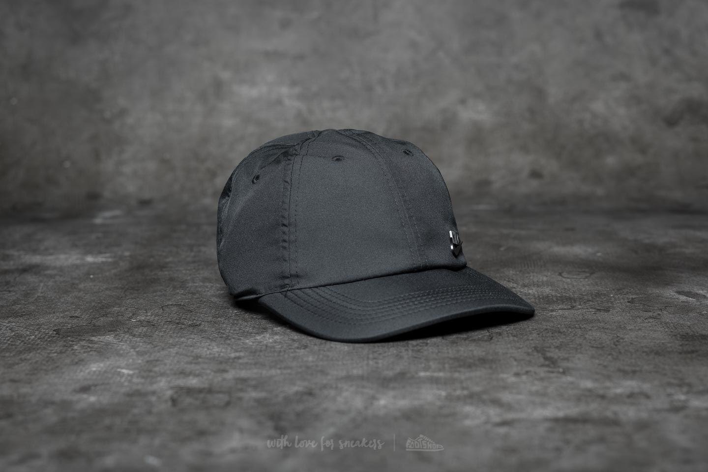 cae2a91c4ed Nike Sportswear Heritage86 Metal Futura Cap Black