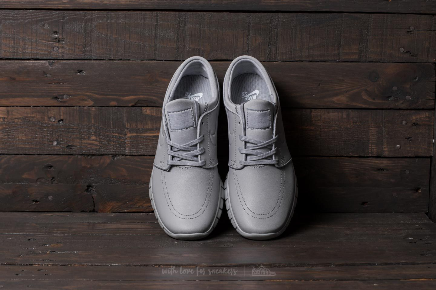 official photos 06d01 41e4a ... uk nike stefan janoski max l wolf grey wolf grey at a great price 159  buy