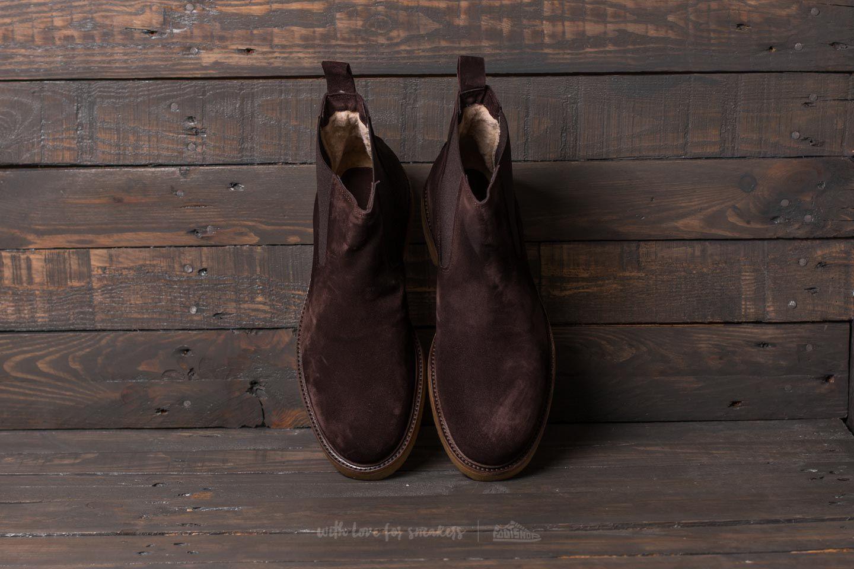 A.P.C. Boots Grisha Marron Fonce at a great price 202 € buy at Footshop 16f7f134366