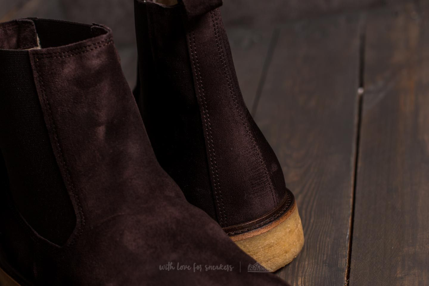 A.P.C. Boots Grisha Marron Fonce at a great price 202 € bestell bei Footshop 672c115ff2d