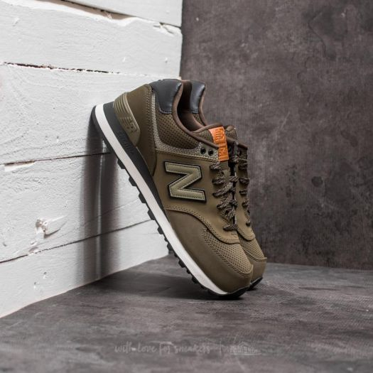New Balance 574 Olive | Footshop
