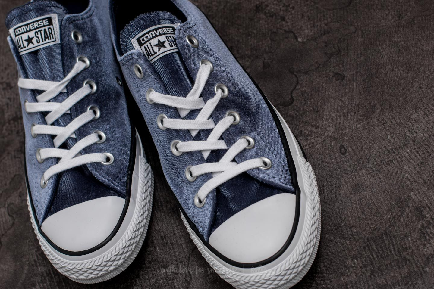 3083888154a Converse Chuck Taylor All Star OX Midnight Navy  White  White at a great  price