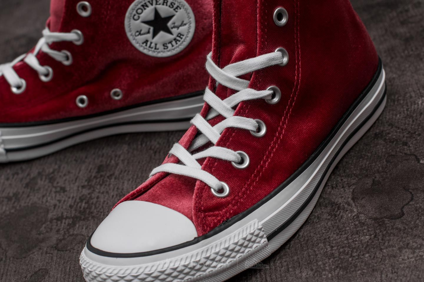 1de31cd453fe ... norway converse chuck taylor all star hi red block white white at a  great price 20870