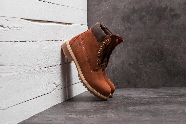 abbigliamento sportivo ad alte prestazioni in arrivo vendita all'ingrosso Timberland 6-Inch Boot Rust Brown   Footshop
