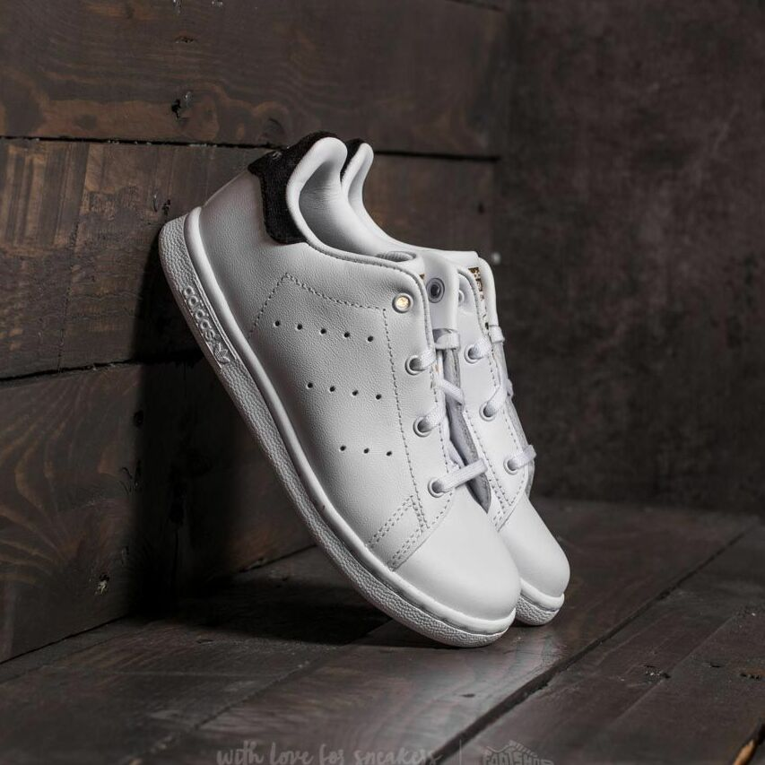 adidas Stan Smith I Ftw White Ftw White Core Black