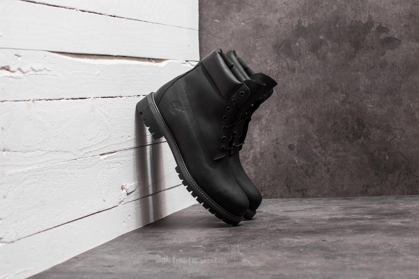 Timberland Waterproof 6 Inch Premium Boot Black | Footshop