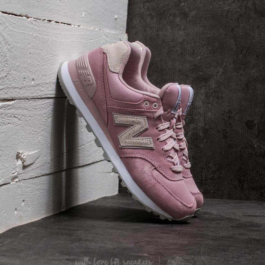 New Balance 574 Pink/ Grey/ White EUR 41