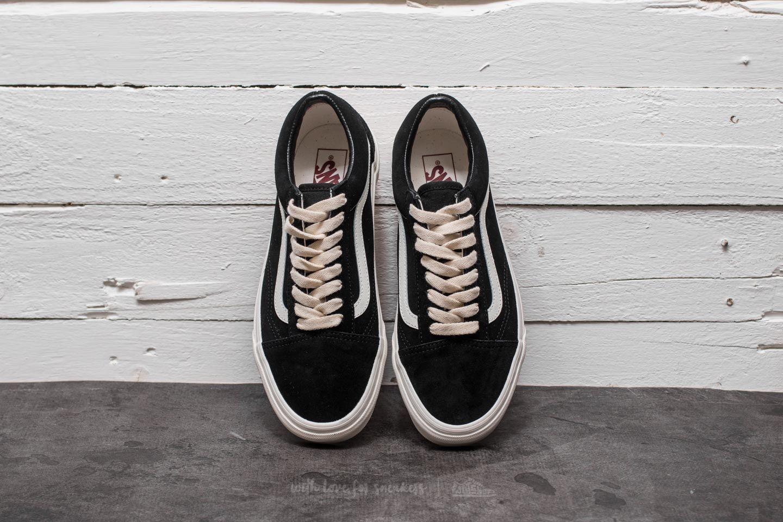 Chaussures et baskets homme Vans Old Skool (Herringbone Lace