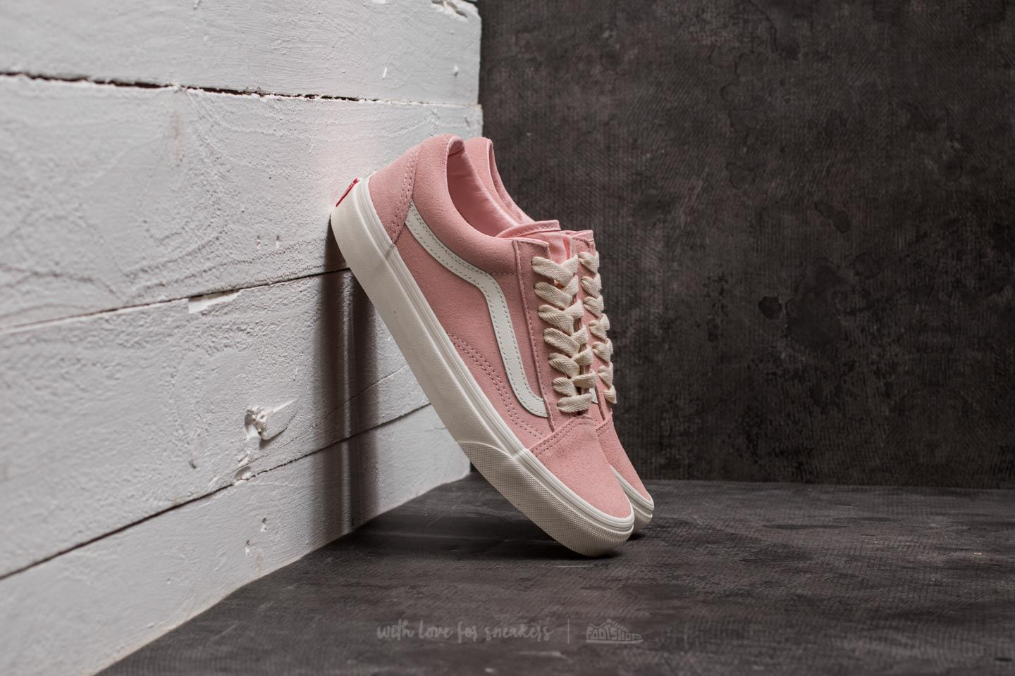 Women's shoes Vans Old Skool (Herringbone Lace) Englis