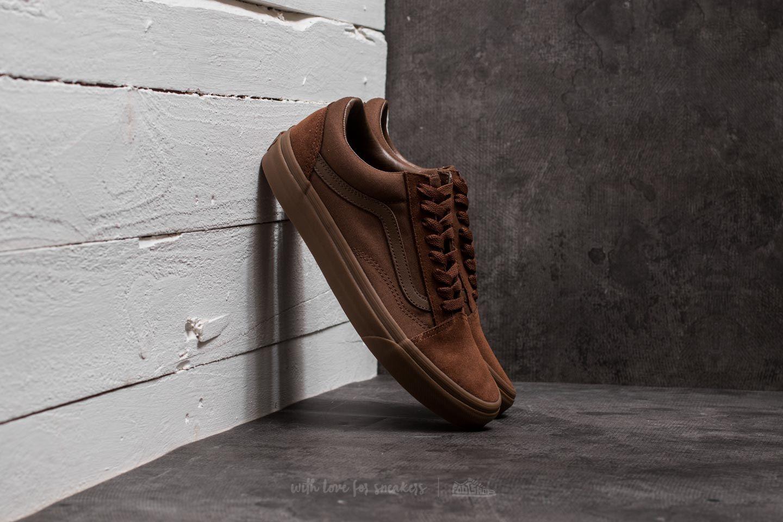 Men's shoes Vans Old Skool (Suede