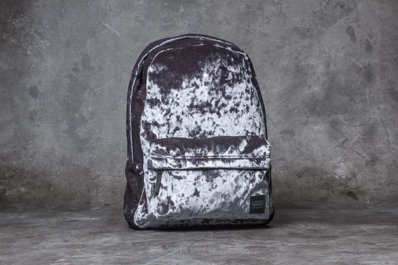 fe70e8a30d Vans Deana III Backpack Black Velvet