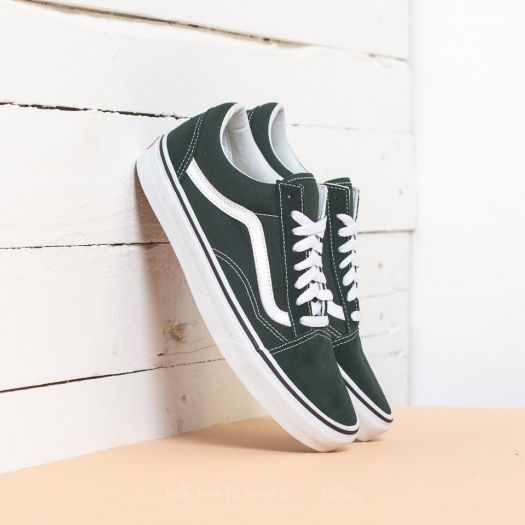 shoes Vans Old Skool Scarab/ True White
