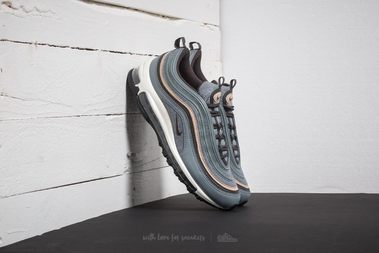 Nike Air Max 97 Premium Cool Grey  Deep Pewter-Mushroom ... 34c2b2602f06