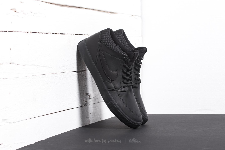 aadc2cf11d Nike SB Portmore II Solar Mid Premium Black/ Black-Anthracite ...