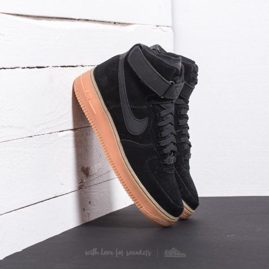 nike air force 1 high suede homme