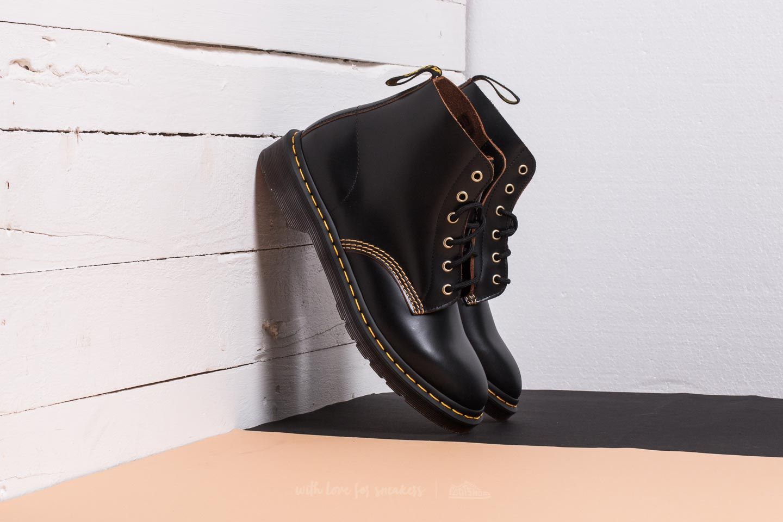 Dr. Martens Vintage Smooth Black | Footshop