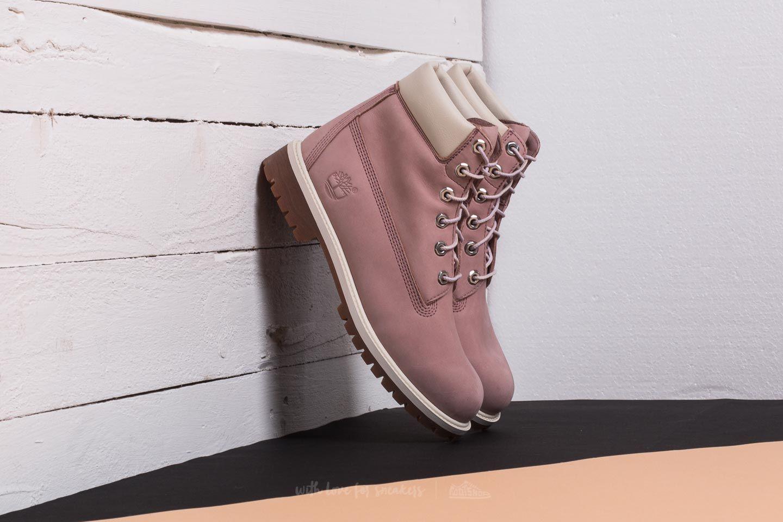 Timberland Junior's 6 in Premium Waterproof Boot Laven Purple za skvelú cenu 111 € kúpite na Footshop.sk