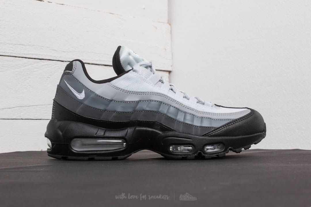 shoes Nike Air Max 95 Essential Black