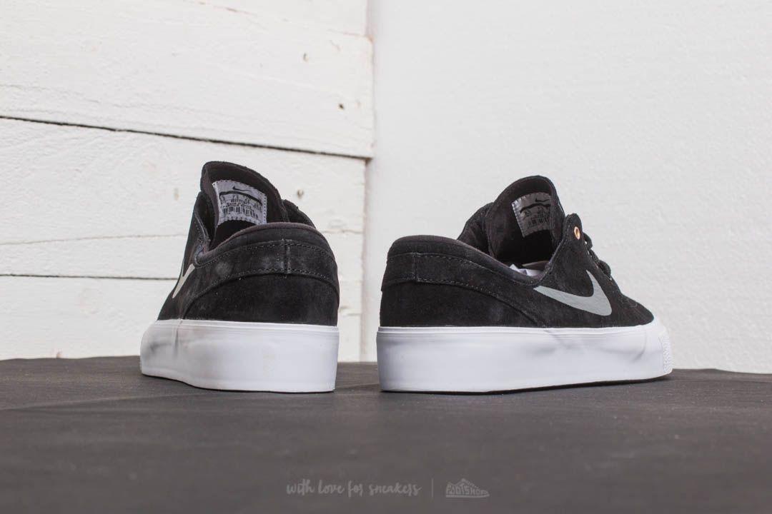 Nike SB Stefan Janoski – Black Metallic Gold | Estilo