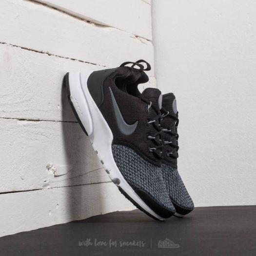 Nike Presto Fly SE (GS) Black Anthracite Cool Grey   Footshop