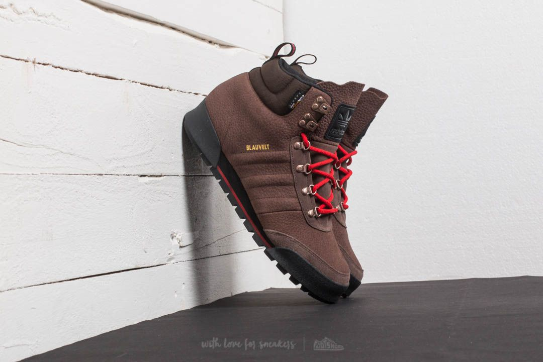 4a1270746b3 adidas Jake Boot 2.0 Brown/ Scarlet/ Core Black | Footshop