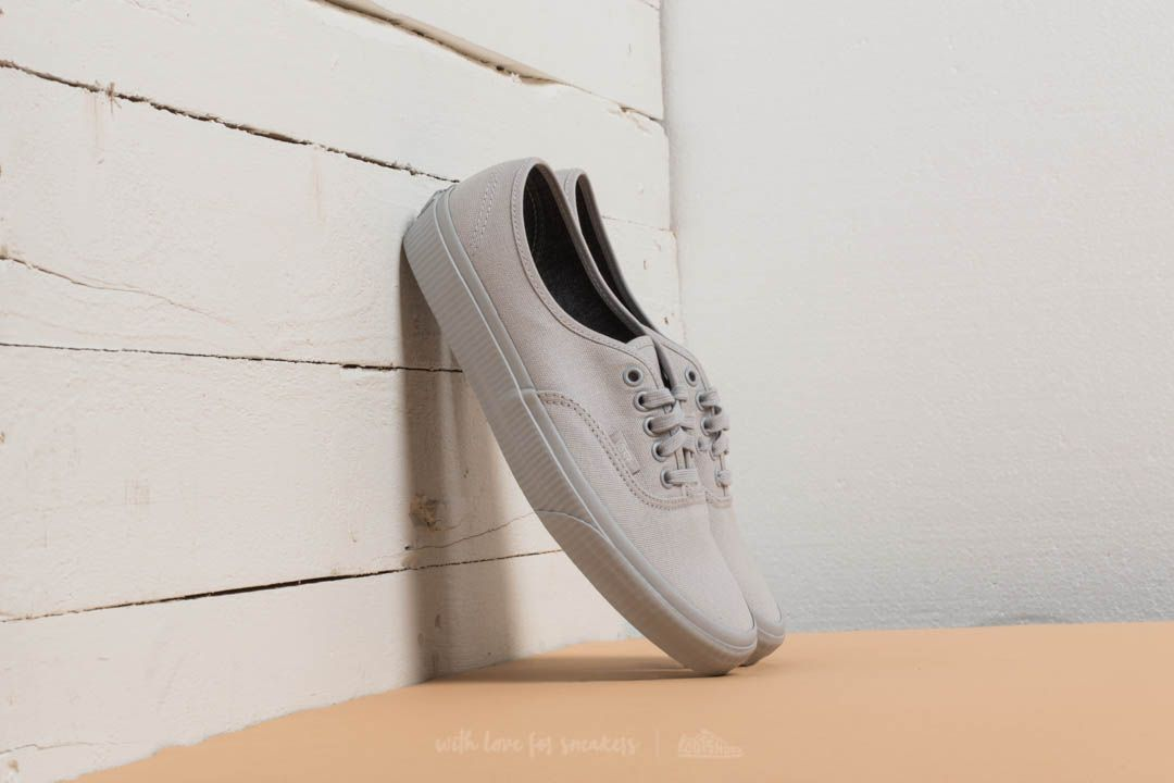 Vans Authentic (Mono Surplus) Microchip/ Microchip