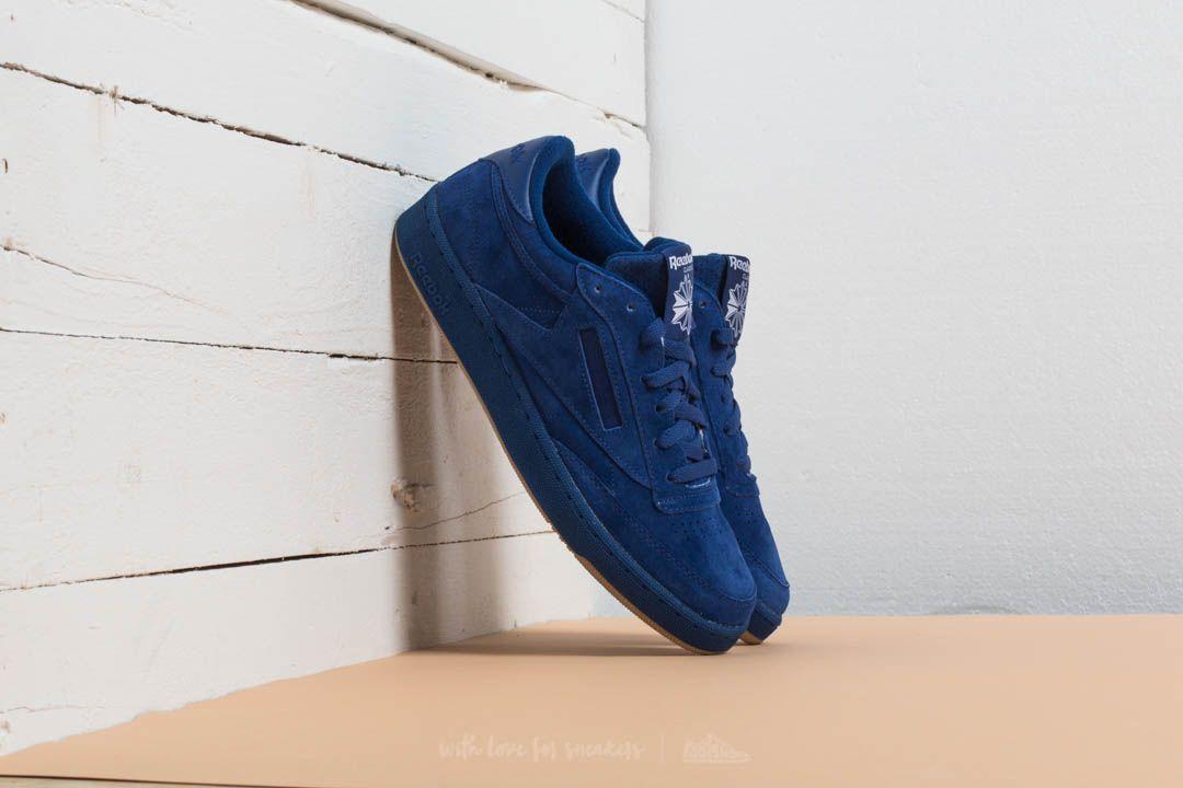 shoes Reebok Club C 85 SG Deep Cobalt