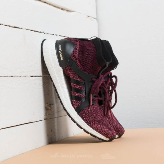 adidas Ultraboost X All Terrain Mystery Ruby Core Black
