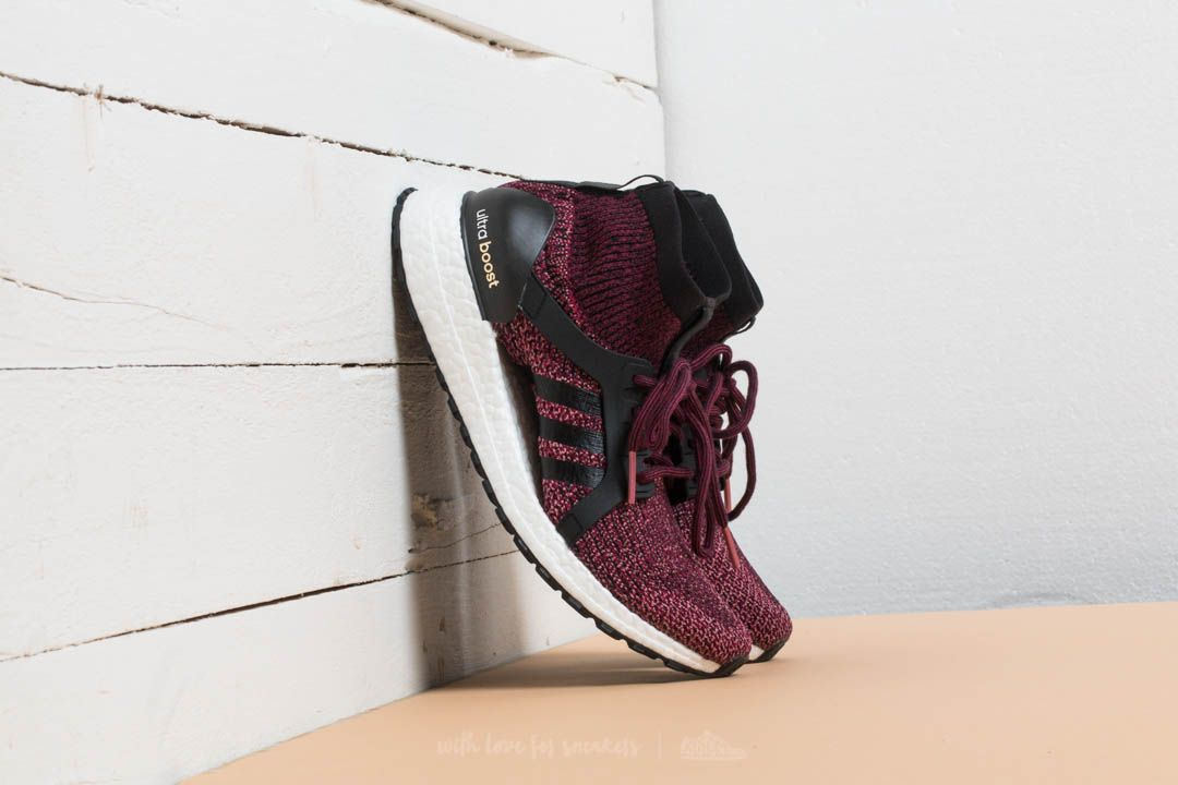 adidas Ultraboost X All Terrain Mystery Ruby/ Core Black/ Trace Pink