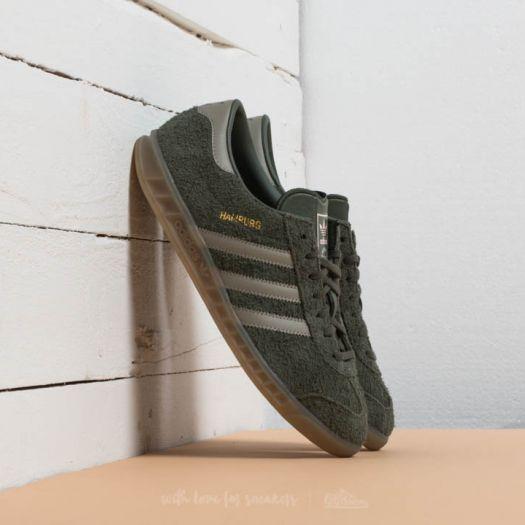 adidas Hamburg W St Major Tech Beige Gum | Footshop