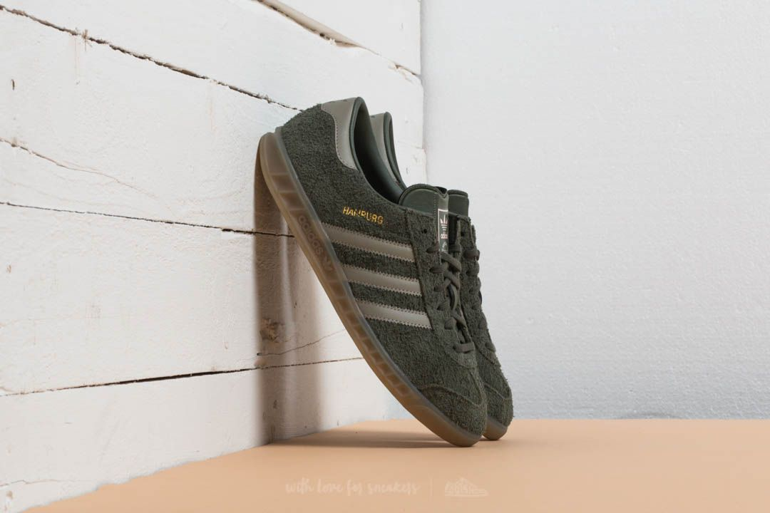 adidas Hamburg W St Major/ Tech Beige/ Gum