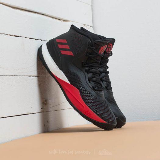 enfermo Permuta Contribuyente  Men's shoes adidas D Rose 8 Core Black/ Red/ Core Black | Footshop