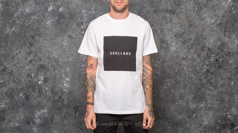 Soulland Soulsquare T-Shirt White