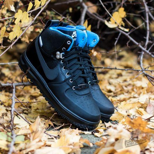 Nike Lunar Force 1 Sneakerboot BlackMetallic Silver | Footshop