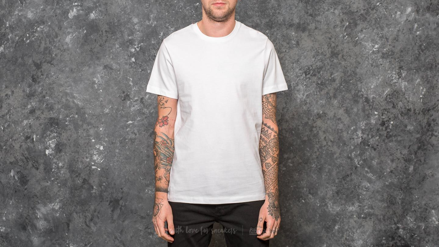SWEET SKTBS Helly Hansen Basic Tee White