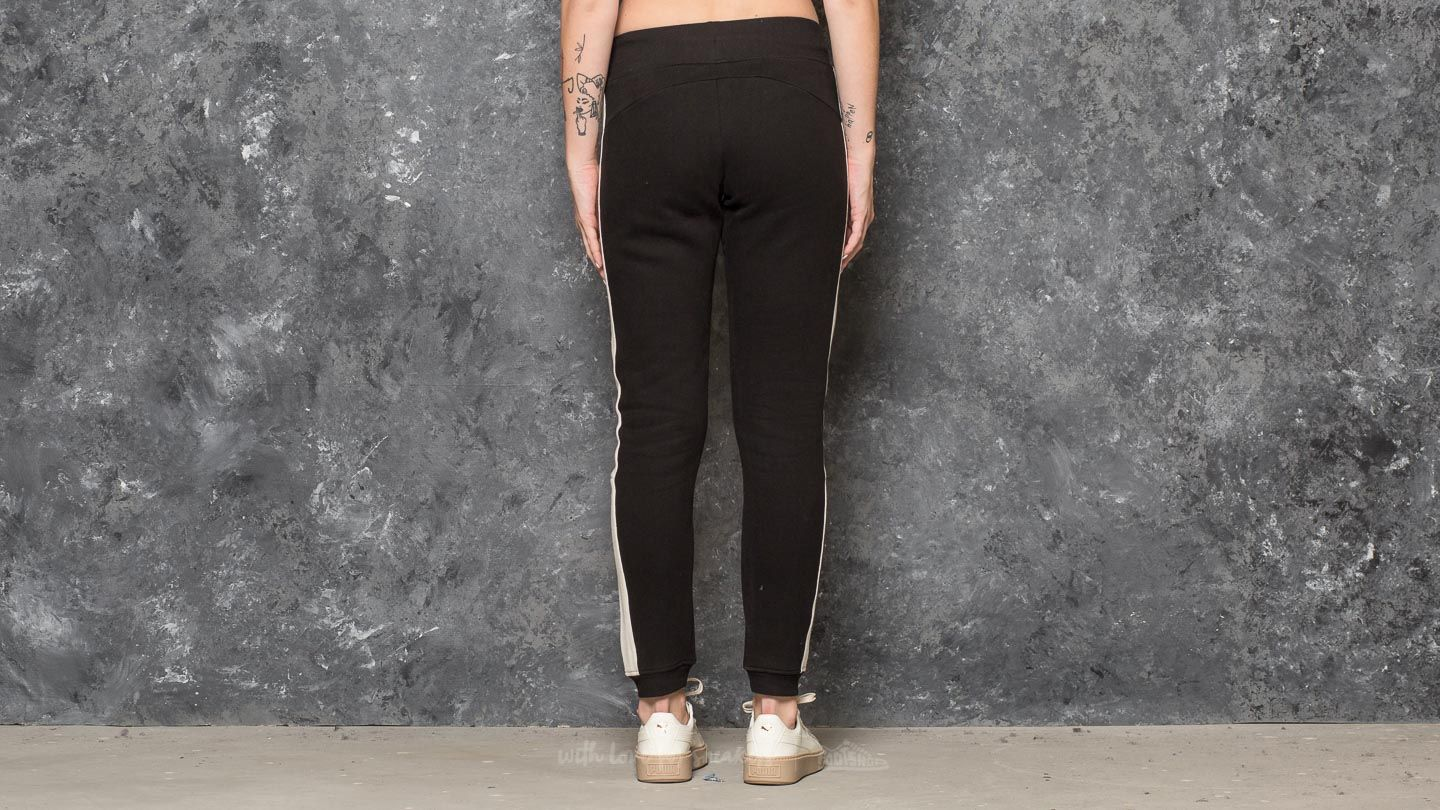 c54eb465f60 Puma Fenty x Rihanna Fitted Panel Sweatpant Cotton Black at a great price   73 buy at