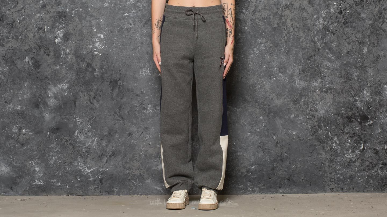 Džíny a kalhoty Puma Fenty x Rihanna Panel Sweatpants Charcoal Heather