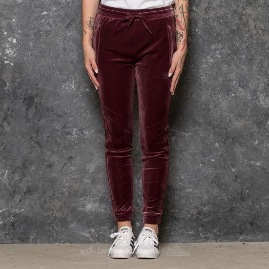 adidas pants velvet