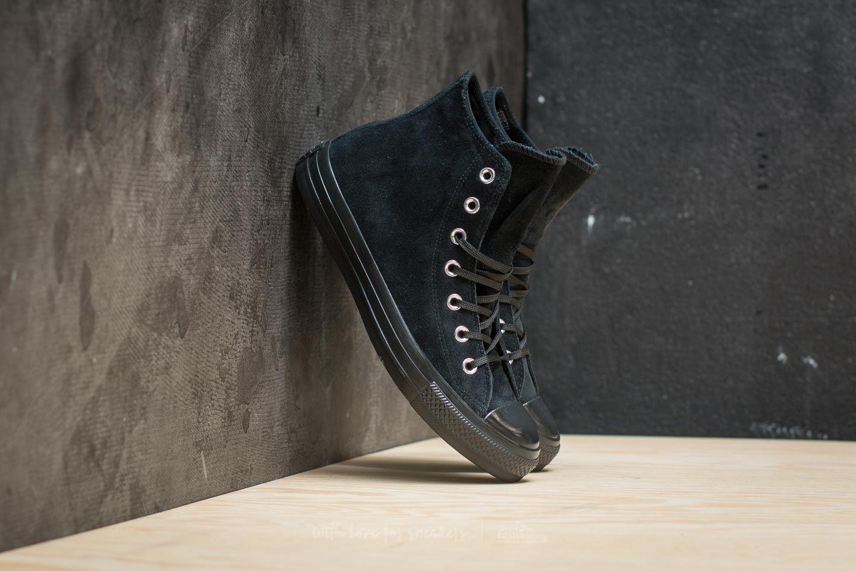 Dámské tenisky a boty Converse Chuck Taylor All Star Hi Black/ Black/ Black