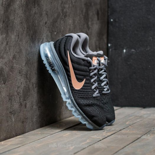 Nike Wmns Air Max 2017 Black Metallic Red Bronze | Footshop