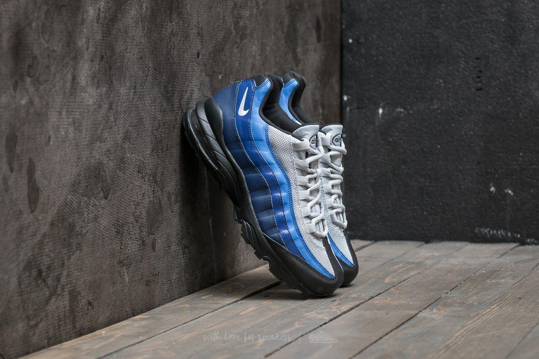 shoes Nike Air Max ´95 (GS) Black