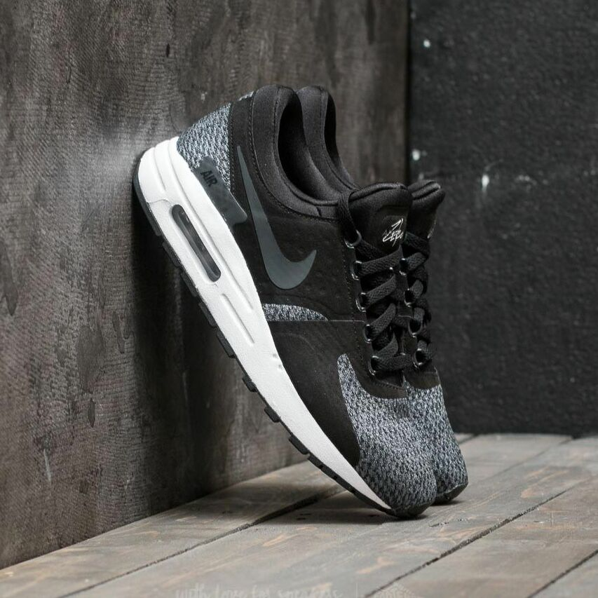 Nike Air Max Zero SE (GS) Black/ Anthracite-Cool Grey EUR 38.5