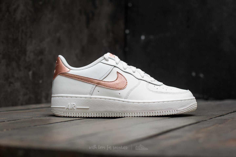 Nike Red Air 1gsSummit Metallic BronzeFootshop Force White vwOmN8n0
