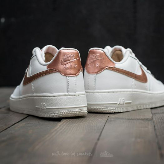 Nike Air Force 1 Junior Summit Bronze Chaussures Enfant