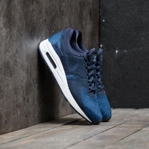 Nike Air Max Zero SE (GS) Obsidian Binary Blue Black | Footshop