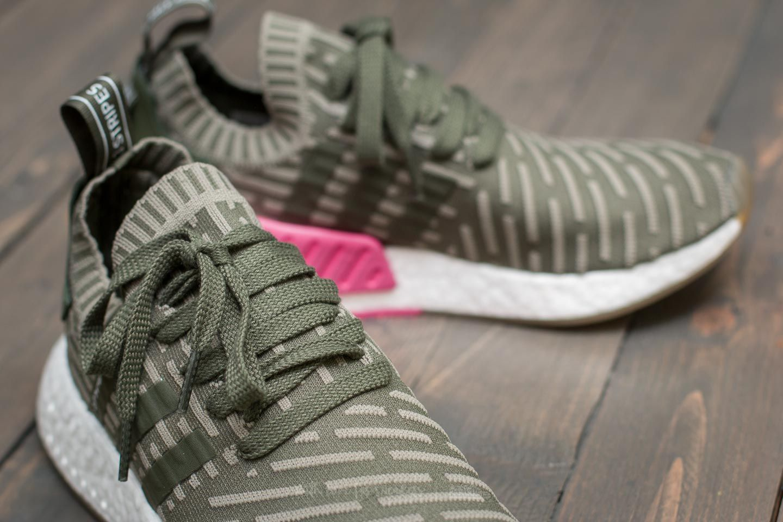 adidas NMD_R2 W Primeknit St Major St Major Shock Pink | Footshop