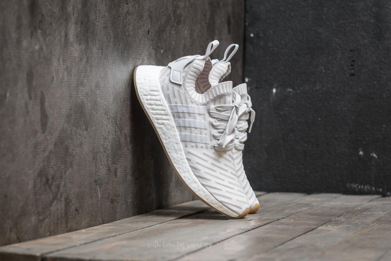 2be16b0da17d0 adidas NMD R2 Primeknit W. Footwear White  Footwear White  Shock Pink